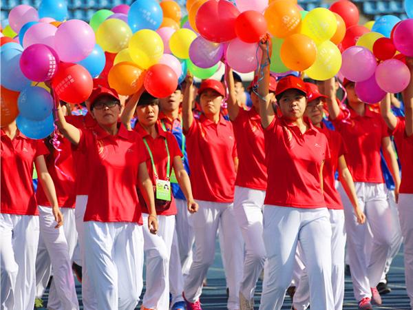 北京奔驰汽车有限公司员工运动会