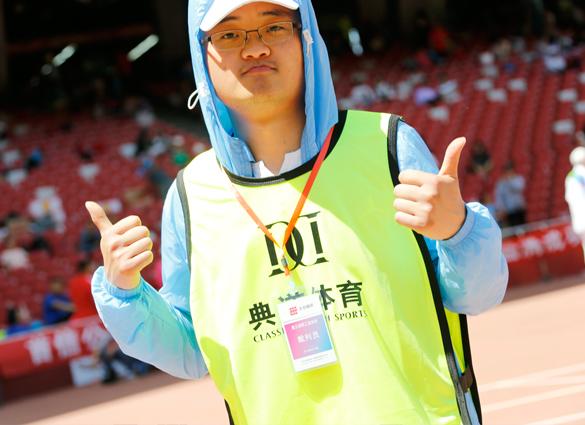 吴晓辉(赛事策划专员)