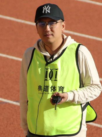 王浩(赛事策划总监)